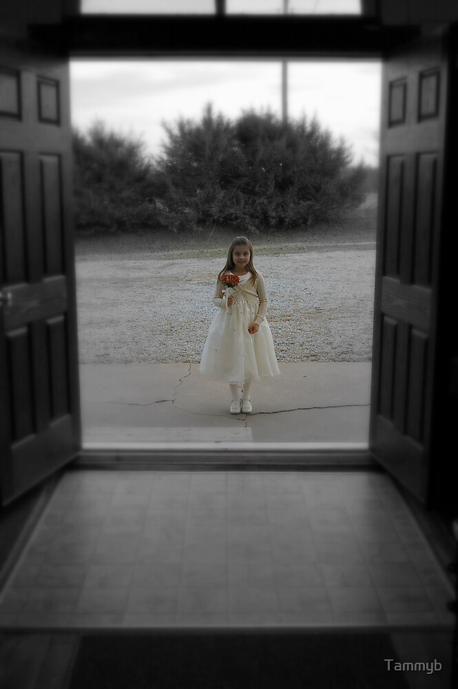 All Alone by Tammyb