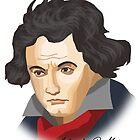 Ludwig van Beethoven mal anders von Bach4you