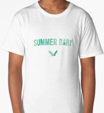 Summer Baby Long T-Shirt