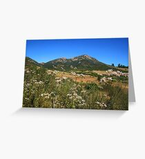 San Diego, For Nature Lovers!! Greeting Card