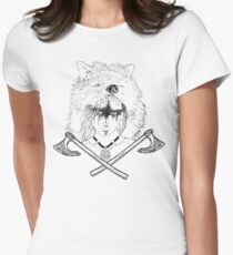 She-Wolf Womens Fitted T-Shirt