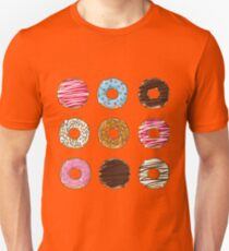 Dreamy Donuts Unisex T-Shirt