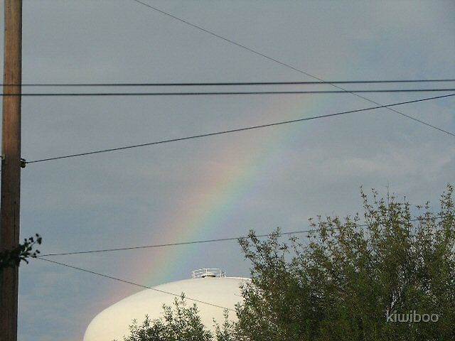 rainbow highwire by kiwiboo