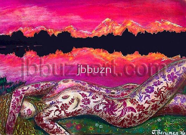 Heavenly Henna by jbbuzn