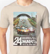 24hs Le Mans, 1966 Unisex T-Shirt
