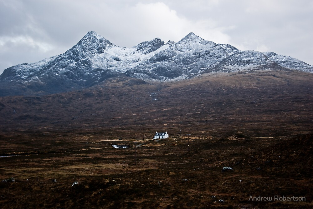Lone House by Andrew Robertson