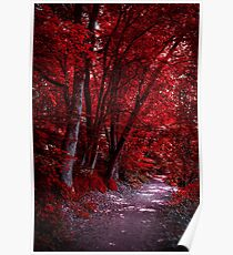 Bloodred Forest II Poster