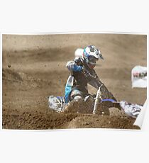 "Loretta Lynn's SW Area Qualifier; Rider #357 ""In Deep"" Competitive Edge MX Hesperia, CA, (156 Views as of 5-9-2011) Poster"