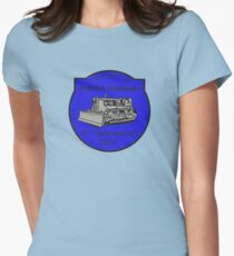 Alaska Highway 75th Anniversary 2017 Womens Fitted T-Shirt