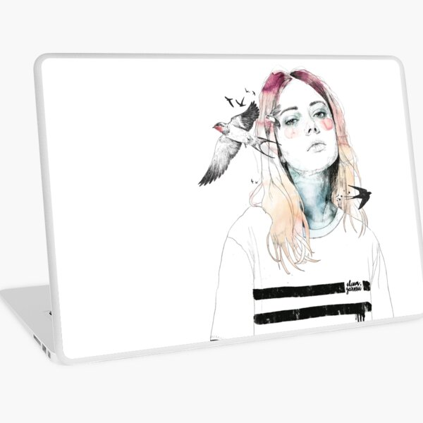 TAKE OUT YOUR BIRDS Laptop Skin