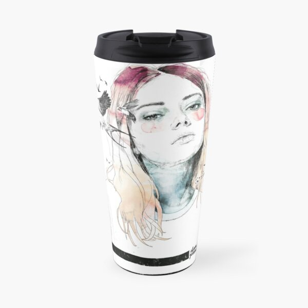 TAKE OUT YOUR BIRDS Travel Mug