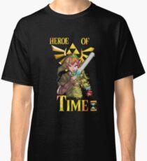 heroe of time Classic T-Shirt