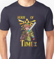 heroe of time Unisex T-Shirt