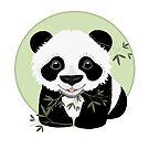 Baby Panda by © Karin Taylor