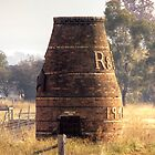 Old Kiln at Mansfield, Victoria by Christine Smith