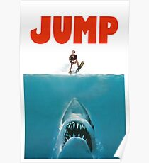 Jump the Shark (One sheet version) Poster