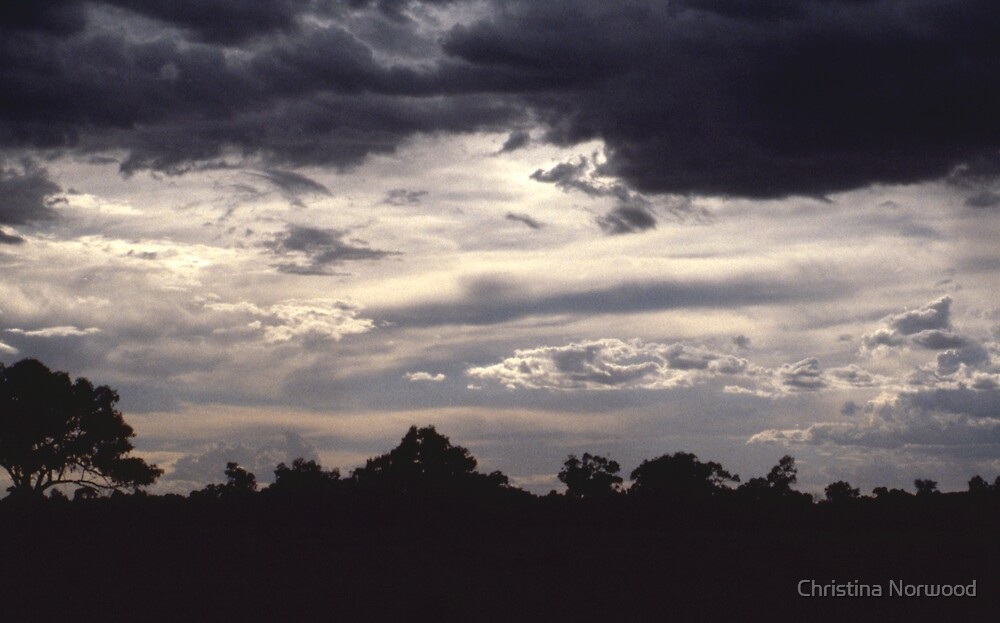 Storm Clouds by Christina Norwood