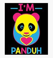Im Pan Duh Shirt Photographic Print