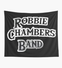 Robbie Chambers Band Merchandise Wall Tapestry