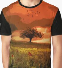 Into the fields Graphic T-Shirt