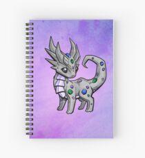 Stone Dragon Spiral Notebook