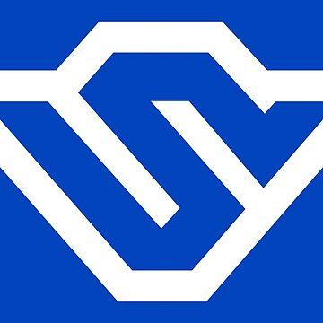 Spring Man logo by Retro-Freak