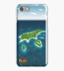 Paradise Island - Cover iPhone Case/Skin