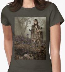 The read fate Womens Fitted T-Shirt