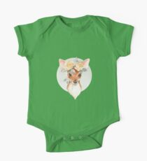 Fawn and yellow roses Kids Clothes