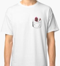 Pink Guy in a Pocket Classic T-Shirt