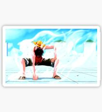 Luffy gear second Sticker