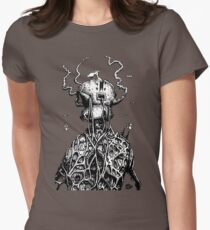 The Tyrant Womens Fitted T-Shirt