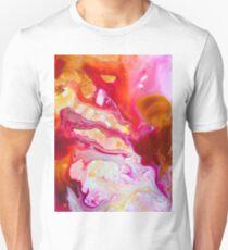 Copper fire  Unisex T-Shirt