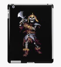 Eye Of The Beholder Skeleton iPad Case/Skin