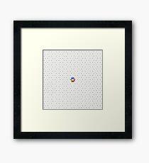 Vector Equlibrium Framed Print