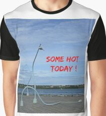 Heat Wave Graphic T-Shirt