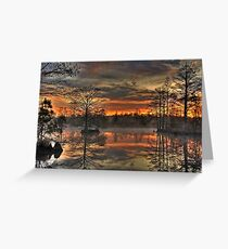Poyners Creek Greeting Card