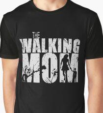 The Walking Mom Graphic T-Shirt