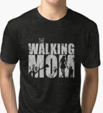 The Walking Mom Tri-blend T-Shirt