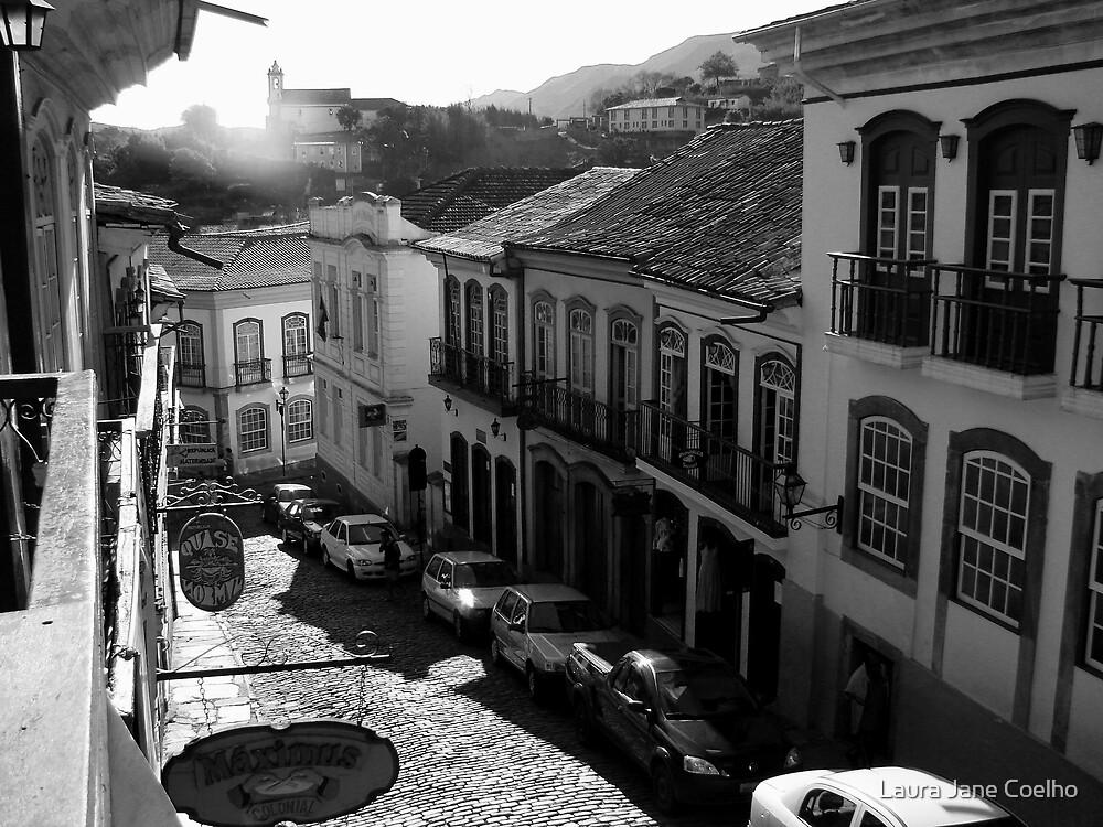 Watching the Past by Laura Jane Coelho