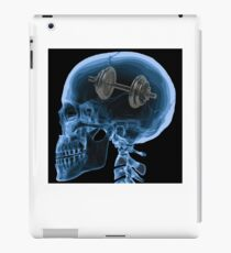 Gym Addict Dumbbell Weight Lifting  iPad Case/Skin