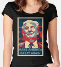 Popular MEME Women's Fitted Scoop T-Shirt