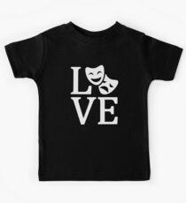 Love Theatre Kids Tee