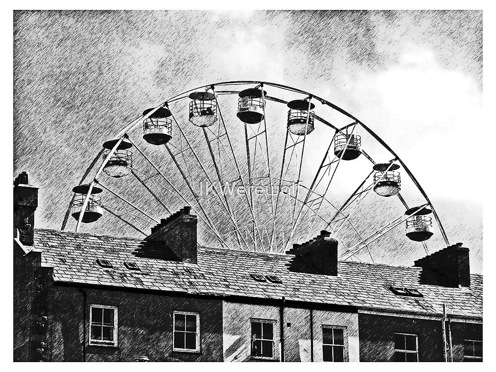 Wheel by IKWerewolf