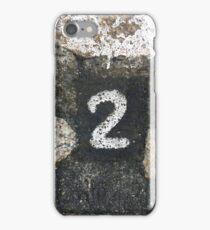 Written In Stone 2 iPhone Case/Skin