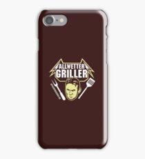 Grill-Shirt Allwettergriller iPhone Case/Skin