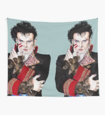 Adam Ant Wall Tapestry