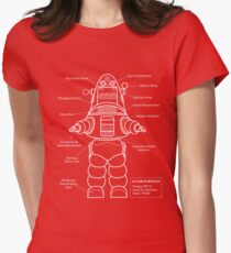 Robot Anatomy T-Shirt