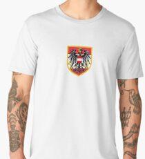 Austria Flag Men's Premium T-Shirt