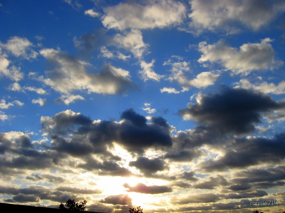 clouds by ronnie714